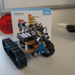Mini Bot from Pakronics